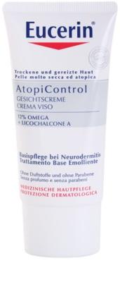 Eucerin AtopiControl nyugtató krém száraz és viszkető bőrre