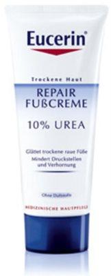 Eucerin Dry Skin Urea Fusscreme für trockene bis atopische Haut