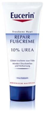 Eucerin Dry Skin Urea krema za noge za suho do atopično kožo
