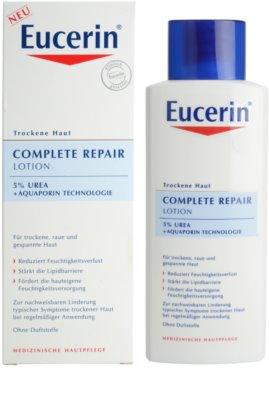 Eucerin Dry Skin Urea telové mlieko pre suchú pokožku 1