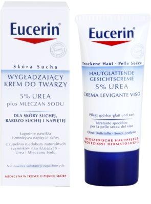 Eucerin Dry Skin Urea pleťový krém pro suchou až velmi suchou pleť 1