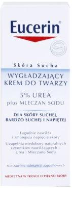 Eucerin Dry Skin Urea bőrkrém száraz és nagyon száraz bőrre 2