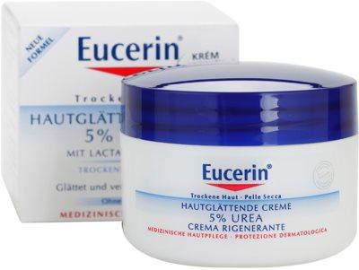 Eucerin Dry Skin Urea krém na tvár a telo pre suchú pokožku 2