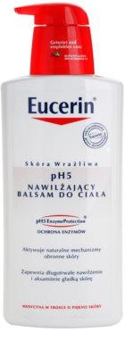 Eucerin pH5 telové mlieko pre citlivú pokožku 1