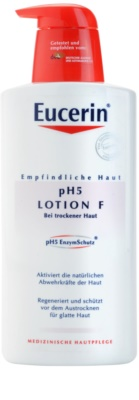 Eucerin pH5 leite corporal intensivo  para pele seca