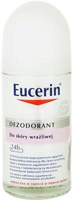 Eucerin Deo kuličkový deodorant roll-on pro citlivou pokožku