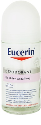 Eucerin Deo Roll-On Deodorant für empfindliche Oberhaut