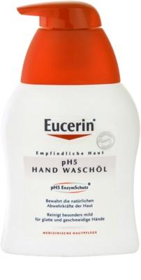 Eucerin pH5 sabonete oleoso  para pele sensível