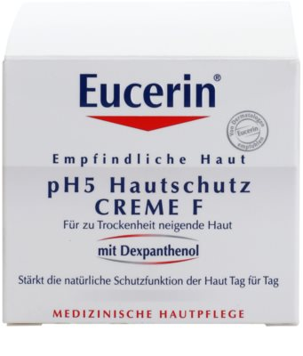 Eucerin pH5 crema ten uscat 2