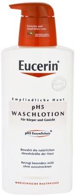 Eucerin pH5 krema za prhanje za občutljivo kožo