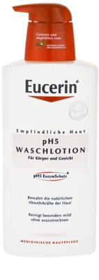 Eucerin pH5 krémtusfürdő az érzékeny bőrre