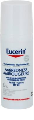 Eucerin Anti-Redness ревитализиращ дневен крем със зелени пигменти SPF 25