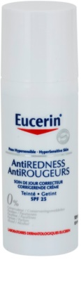 Eucerin Anti-Redness neutralizáló nappali krém zöld pigmentekkel SPF 25