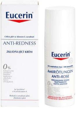 Eucerin Anti-Redness crema de día calmante  para pieles sensibles con tendencia a las rojeces 3