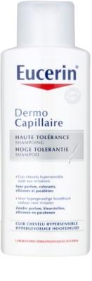 Eucerin DermoCapillaire hypertolerantní šampon pro podrážděnou pokožku 1