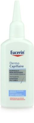Eucerin DermoCapillaire тонік для волосся для сухої шкіри голови зі свербінням