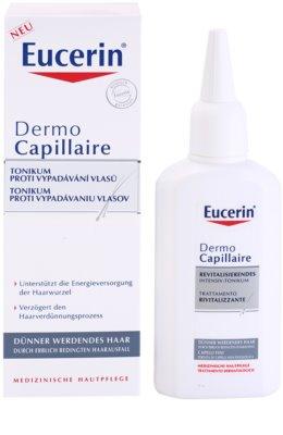 Eucerin DermoCapillaire tónico anti-queda capilar 2