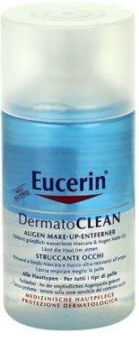 Eucerin DermatoClean płyn do demakijażu oczu do wszystkich rodzajów skóry