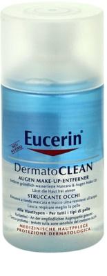 Eucerin DermatoClean лосион за околочния контур за всички типове кожа на лицето
