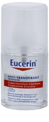 Eucerin Deo antiperspirant v pršilu proti prekomernemu potenju