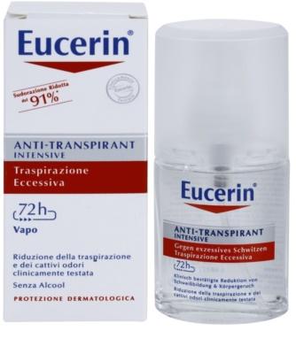 Eucerin Deo antiperspirant ve spreji proti nadměrnému pocení 2