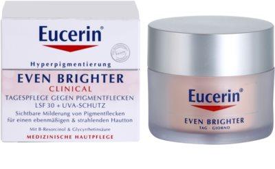 Eucerin Even Brighter Tagescreme gegen Pigmentflecken SPF 30 1