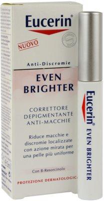Eucerin Even Brighter tratamiento  localizado contra problemas de pigmentación 2