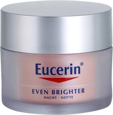 Eucerin Even Brighter creme de noite anti-manchas de pigmentação