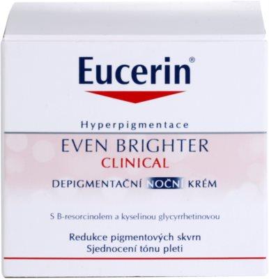 Eucerin Even Brighter noční krém proti pigmentovým skvrnám 2