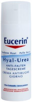 Eucerin Hyal-Urea nappali ránctalanító krém száraz és atópiás bőrre
