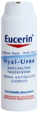 Eucerin Hyal-Urea Tagescreme gegen Falten für trockene bis atopische Haut 1