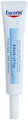 Eucerin Hyal-Urea przeciwzmarszczkowy krem pod oczy  Do cery suchej i atopowej
