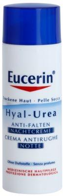 Eucerin Hyal-Urea éjszakai ránctalanító krém száraz és atópiás bőrre