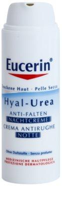 Eucerin Hyal-Urea przeciwzmarszczkowy krem na noc Do cery suchej i atopowej 1