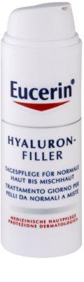Eucerin Hyaluron-Filler crema de zi pentru contur  pentru piele normala si mixta 1