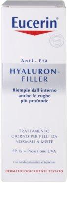 Eucerin Hyaluron-Filler crema de zi pentru contur  pentru piele normala si mixta 4