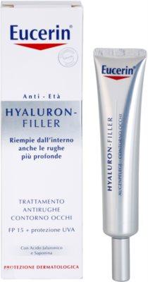 Eucerin Hyaluron-Filler Augencreme gegen tiefe Falten 3