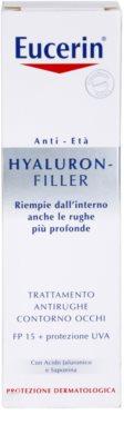 Eucerin Hyaluron-Filler Augencreme gegen tiefe Falten 1