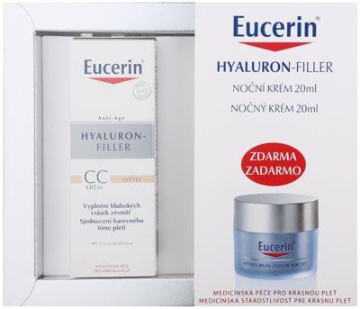 Eucerin Hyaluron-Filler set cosmetice XI.