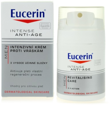 Eucerin Men crema intensiva antirid 1