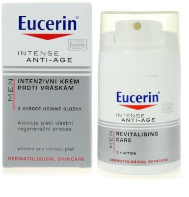 Eucerin Men creme intensivo  antirrugas 1