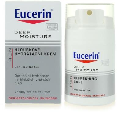 Eucerin Men Feuchtigkeitscreme für empfindliche Haut 1