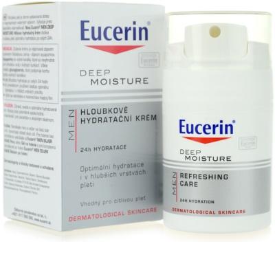 Eucerin Men hydratačný krém pre citlivú pleť 2