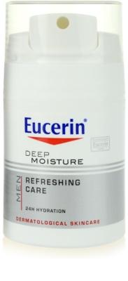 Eucerin Men crema hidratanta pentru piele sensibila