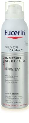 Eucerin Men borotválkozási gél az érzékeny arcbőrre