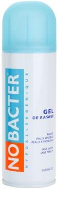 Eucerin NoBacter gel antibacteriano para el afeitado