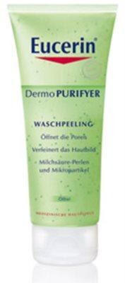 Eucerin Dermo Purifyer очищуючий пілінг   для проблемної шкіри