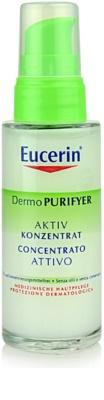 Eucerin Dermo Purifyer bőr szérum problémás és pattanásos bőrre
