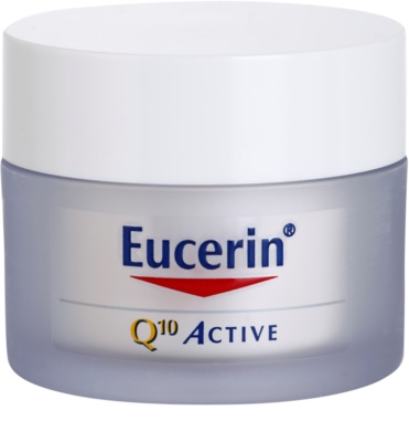 Eucerin Q10 Active изглаждащ крем против бръчки