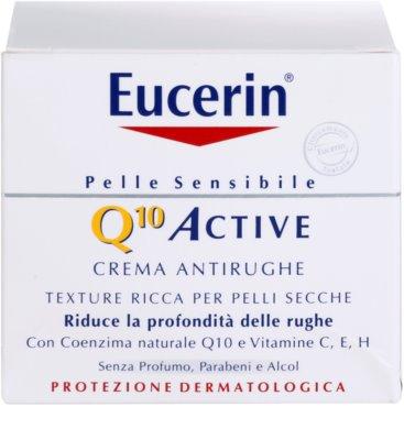 Eucerin Q10 Active crema alisadora antiarrugas 2